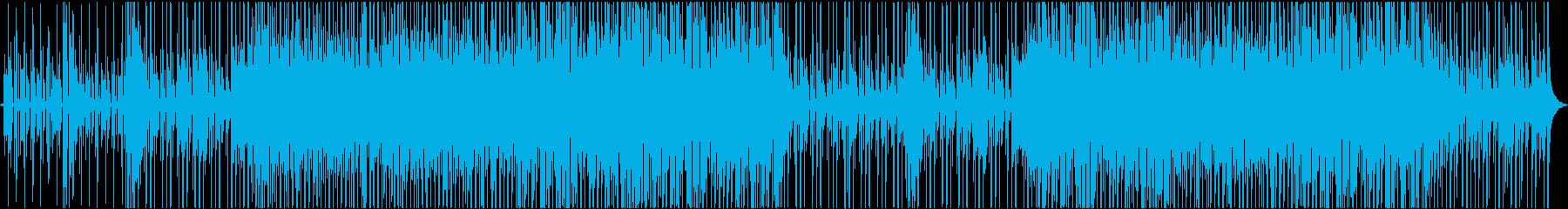 レゲエ スカ あたたかい 幸せ 可...の再生済みの波形