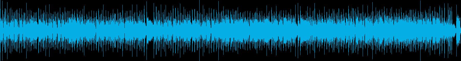 ■ループ・ボサノバ・朝・さっぱり・優雅の再生済みの波形
