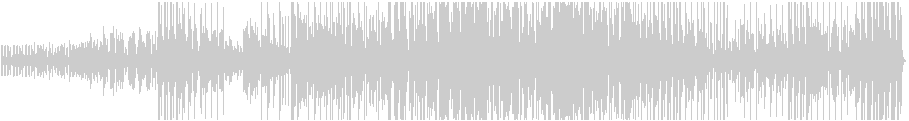 トロンボーン、ベースシンセ、ダーブ...の未再生の波形