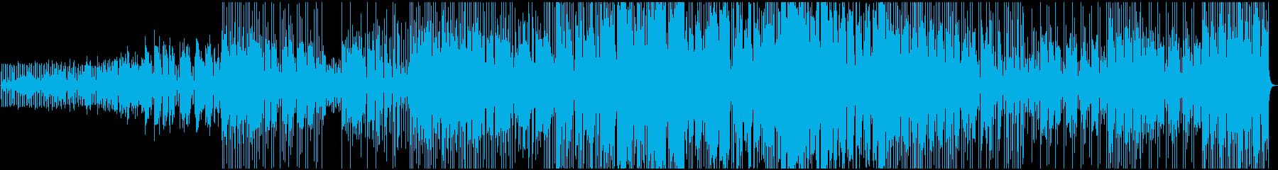 トロンボーン、ベースシンセ、ダーブ...の再生済みの波形