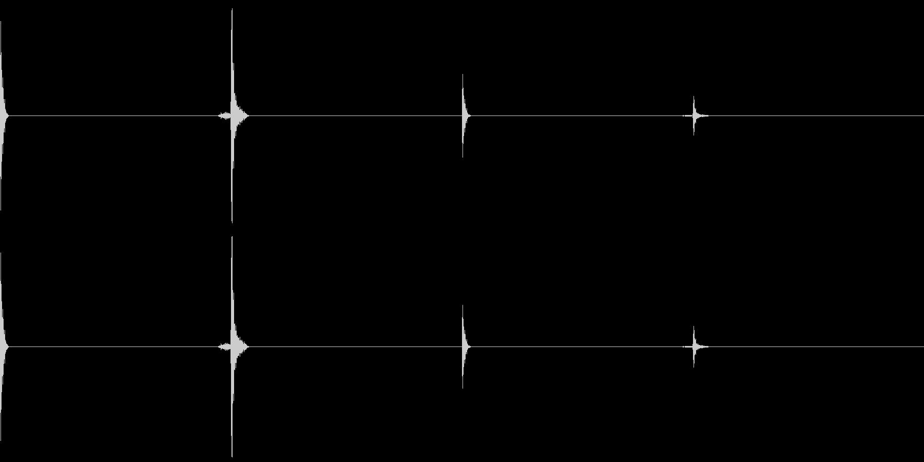 時計、タイマー、ストップウォッチ_D_3の未再生の波形