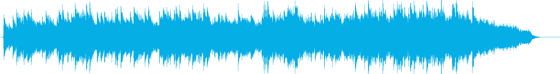CM/ピアノ/優しい/感動/家族/A♭2の再生済みの波形
