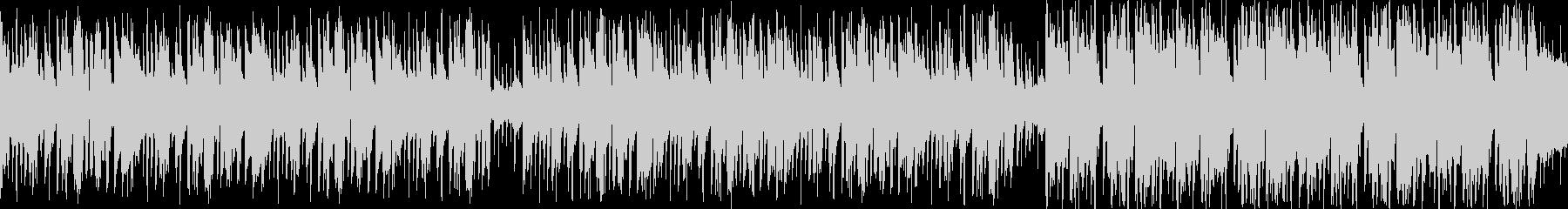麻雀/リーチ/EDM/ループの未再生の波形