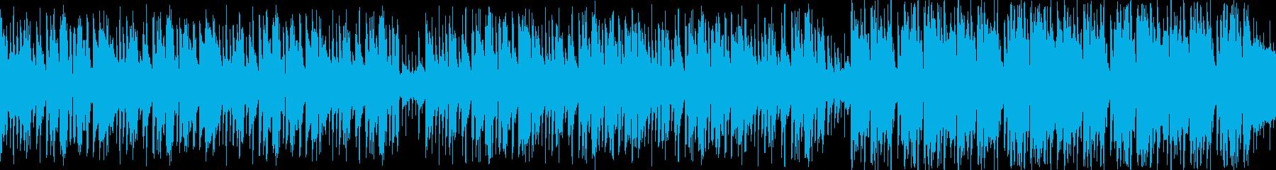 麻雀/リーチ/EDM/ループの再生済みの波形