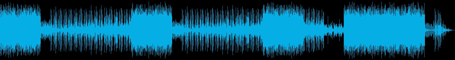 味のある男性ボーカル/Lofiなビートの再生済みの波形