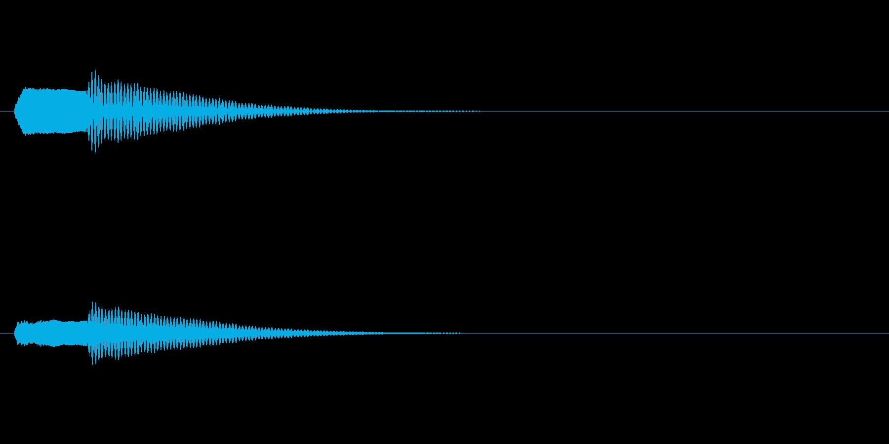正解のぴんぽん!という綺麗でうれしい、…の再生済みの波形