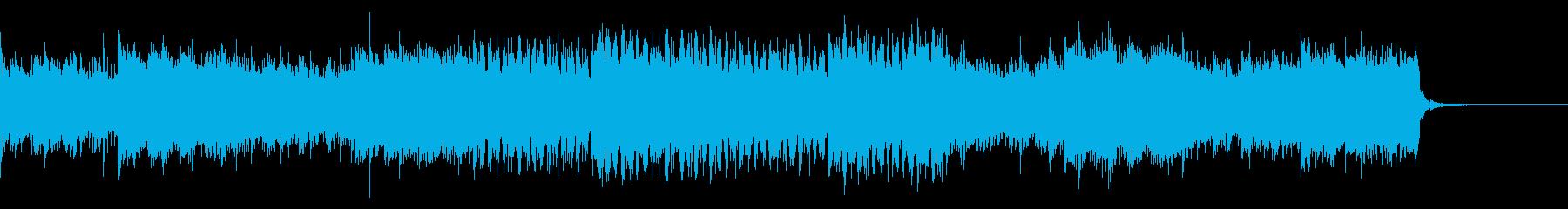 透明感&清潔感のあるエレクトロポップの再生済みの波形
