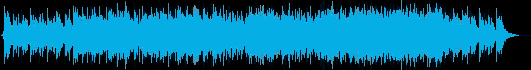 アコギがメインの幻想的な民族音楽の再生済みの波形