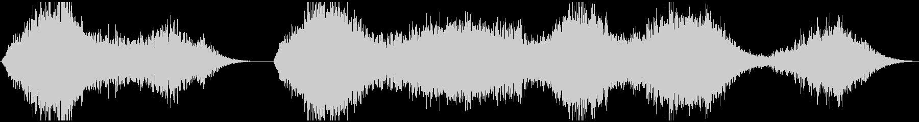 PADS 合唱団パッド01の未再生の波形