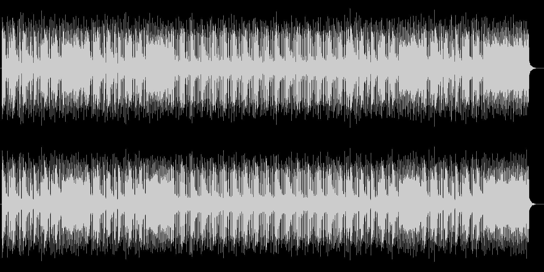メロディアスでスローなミディアムサウンドの未再生の波形