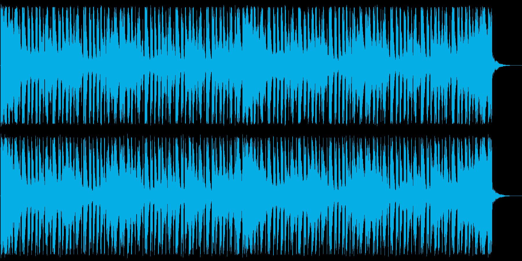 涼しげなディープハウス_No615_4の再生済みの波形