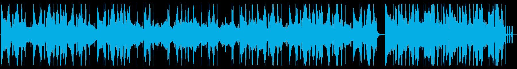 気だるいヒップホップ_No401_2の再生済みの波形
