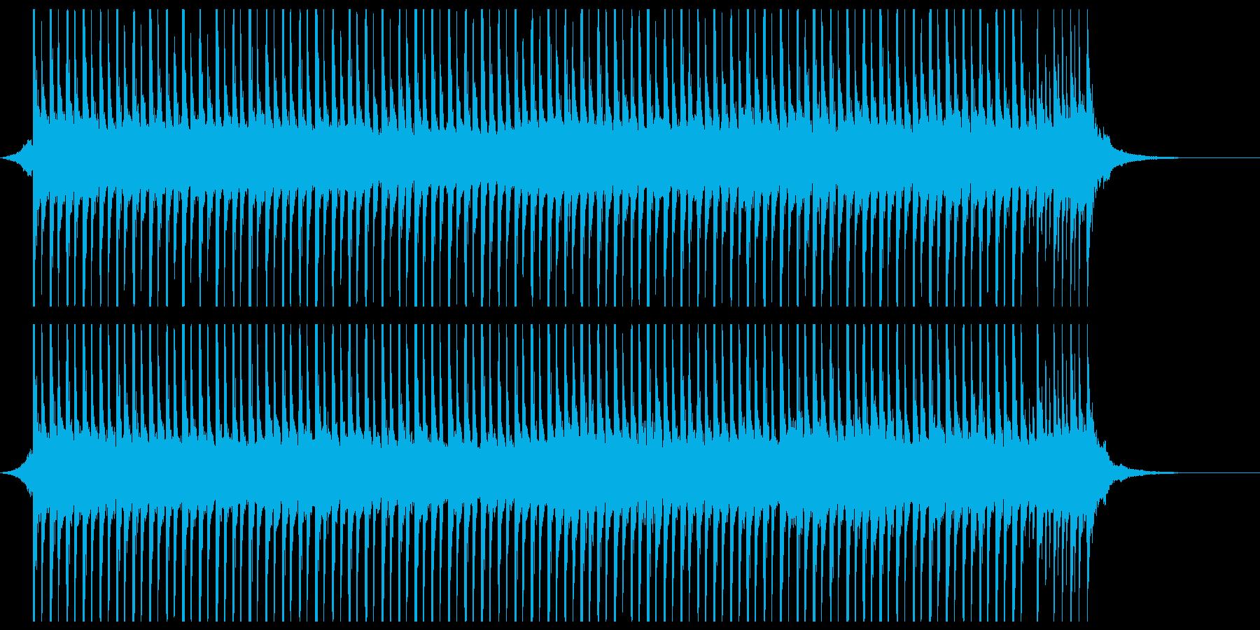 旅行(36秒)の再生済みの波形