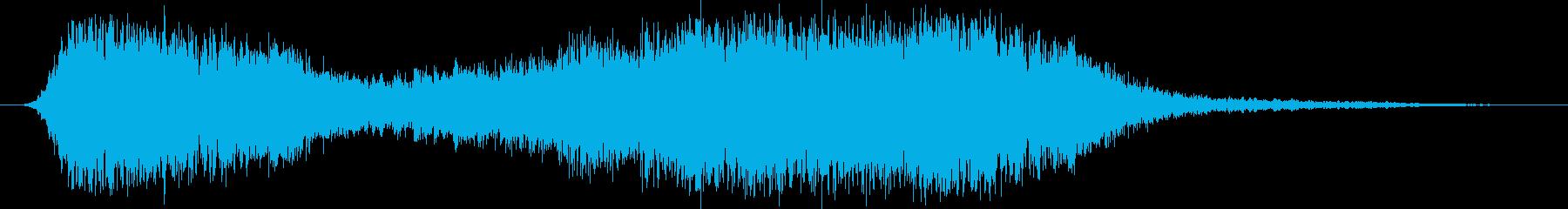 マインドトラップ:絶え間ない叫び声...の再生済みの波形