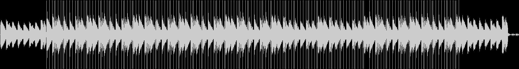 【チルアウト】メランコリー/LoFiの未再生の波形
