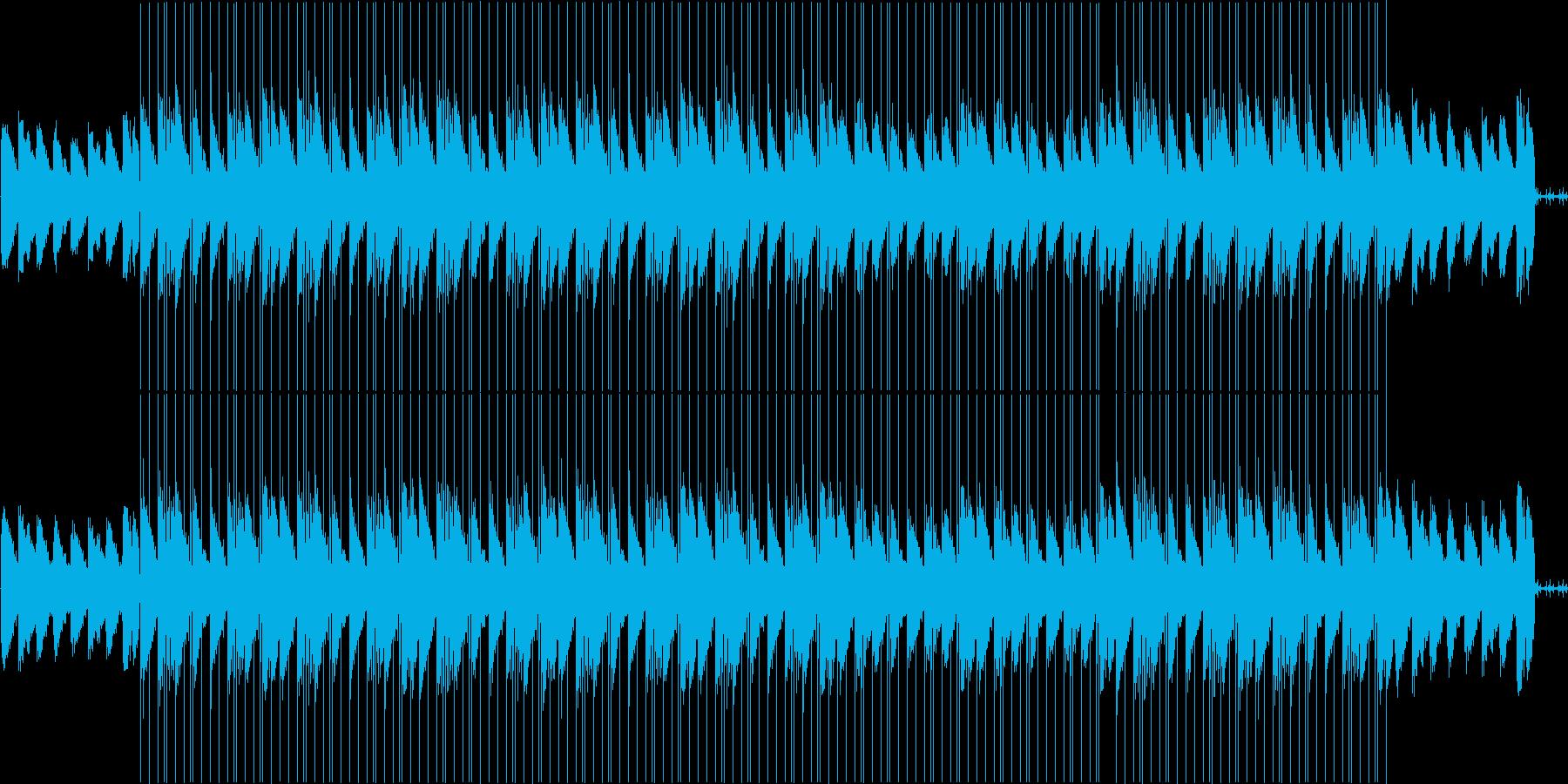 【チルアウト】メランコリー/LoFiの再生済みの波形