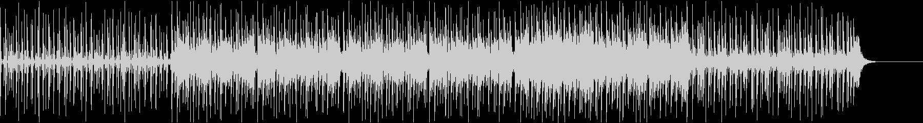 ハイパーほのぼのノンビリしてるマリンバ曲の未再生の波形