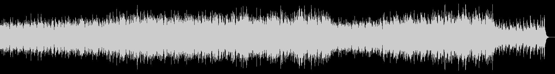 ケルト風ポップオーケストラ:打楽器なしの未再生の波形