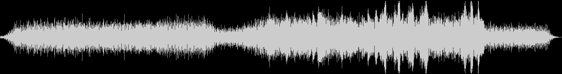 民族音楽・モンゴル・壮大・中盤から展開の未再生の波形