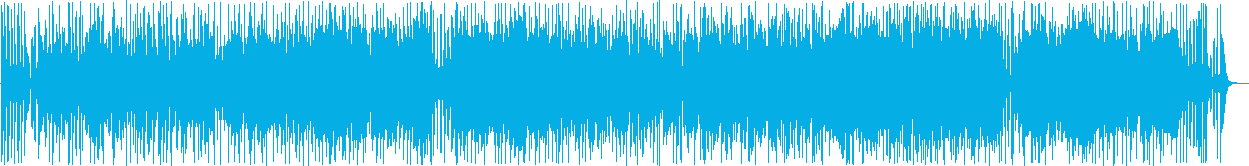 A bosovous and fun Bossa Nova song's reproduced waveform