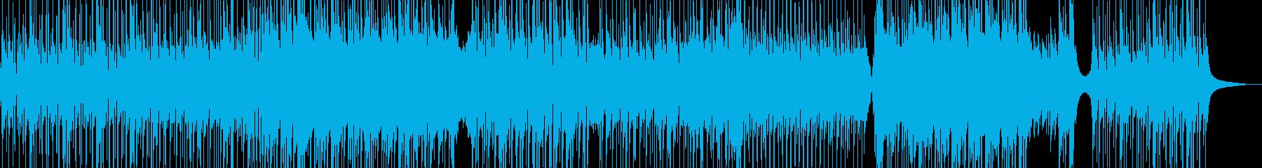 爽やかなギター・聞き流せるポップ 短尺★の再生済みの波形