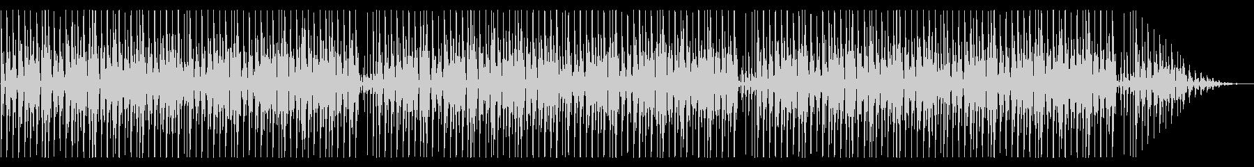 ウクレレと鉄琴がかわいい ほのぼのBGMの未再生の波形