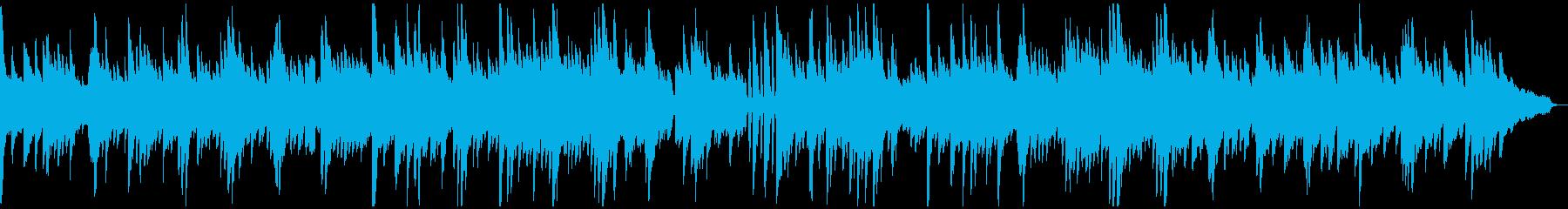 切ないクラシカルなピアノソロの再生済みの波形