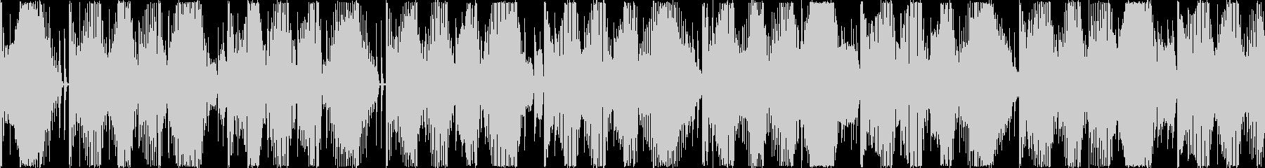 Futurebassサウンドロゴジングルの未再生の波形