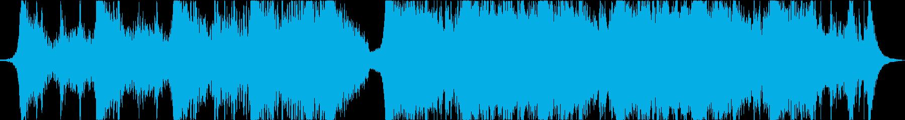 現代的 交響曲 クラシック バトル...の再生済みの波形