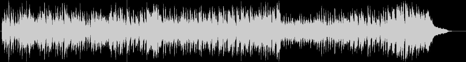 ショパンの練習曲12-2不思議・不安の未再生の波形