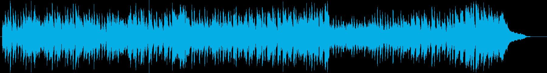 ショパンの練習曲12-2不思議・不安の再生済みの波形