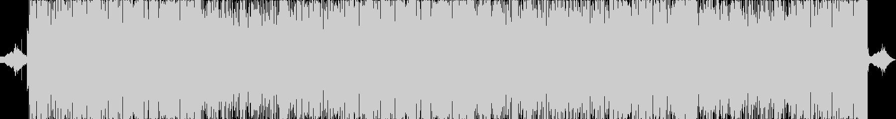 ロックアンドディストーションの未再生の波形