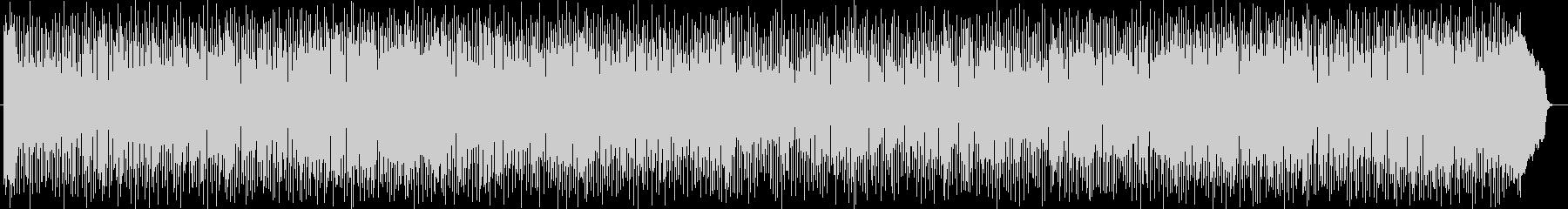 ストリングスの音色のポップスの未再生の波形