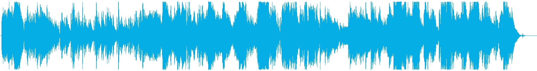 Mysterious introduction that is most suitable for the introductory part of the story's reproduced waveform