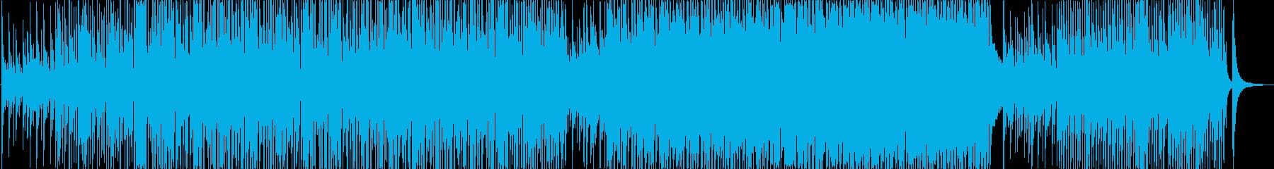 動画 サスペンス 感情的 希望的 ...の再生済みの波形
