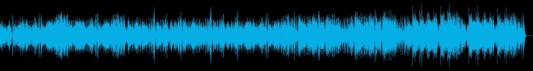 フィグ・リーフ・ラグ_オルゴールverの再生済みの波形