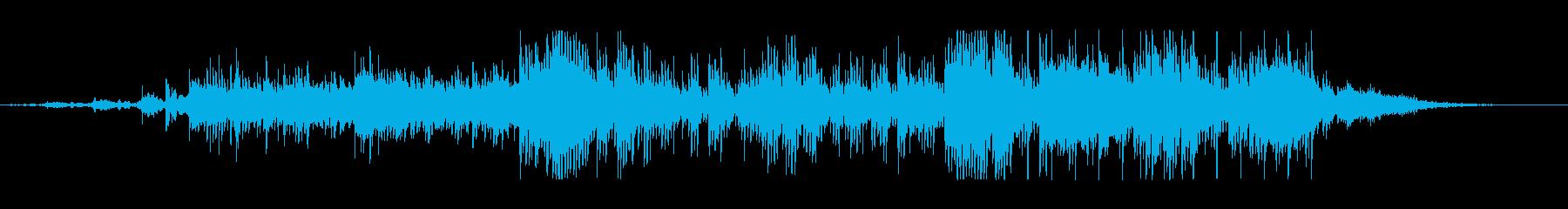 エアリアル センチメンタル 技術的...の再生済みの波形