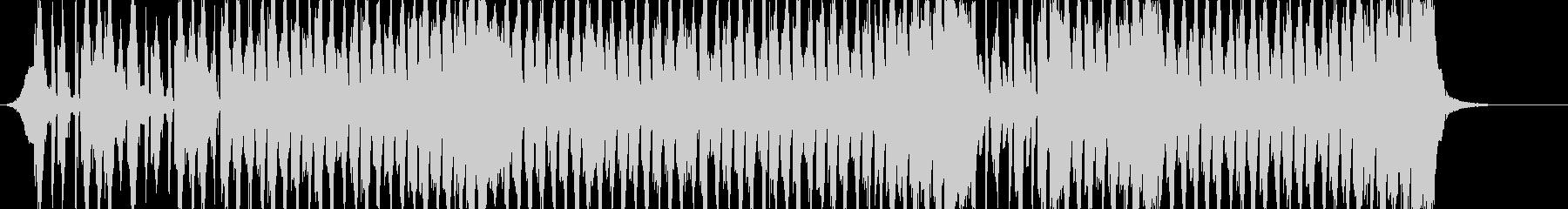 煽りEDM版アイネクライネナハトムジークの未再生の波形