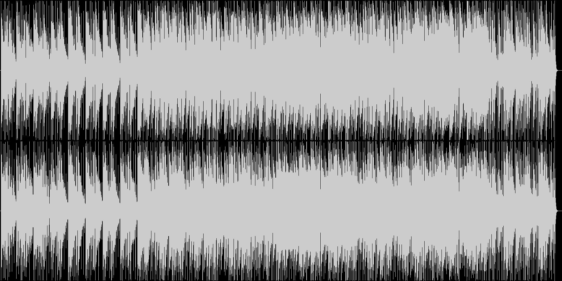 ★リゾート風★癒し系オシャレピアノボサの未再生の波形