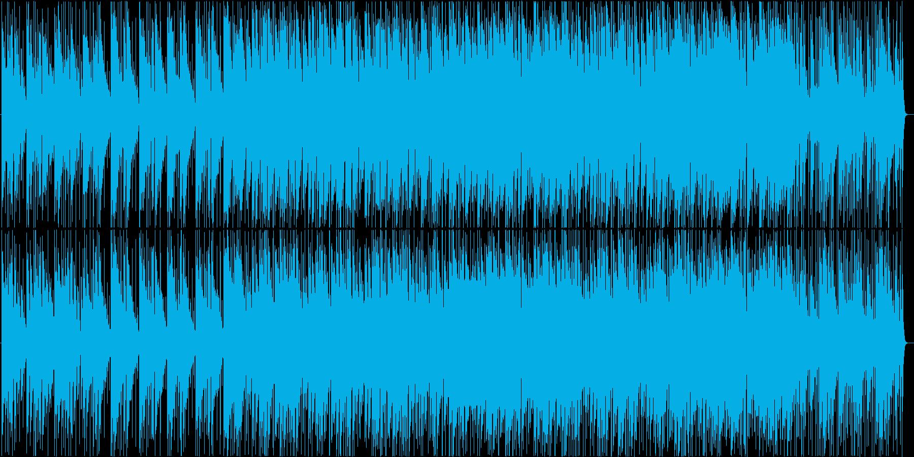 ★リゾート風★癒し系オシャレピアノボサの再生済みの波形