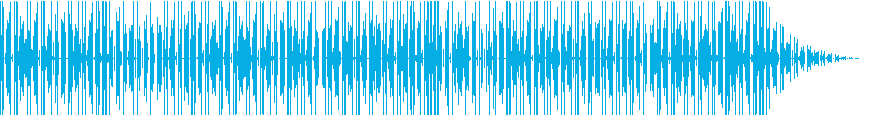 Jazzy,Lo-Fi Hip Hopの再生済みの波形