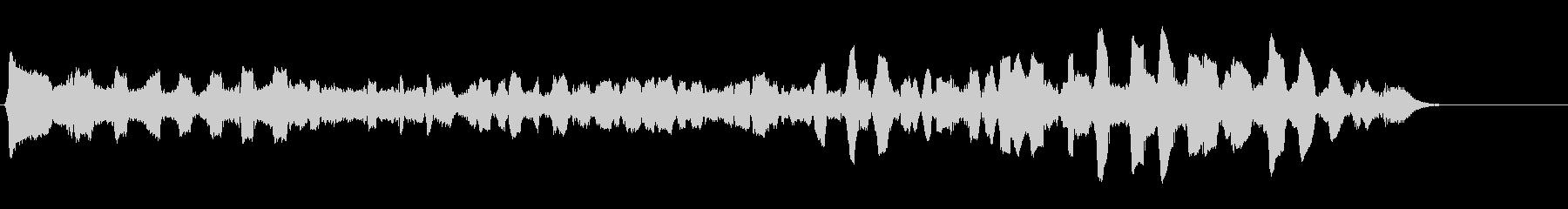 トーンビオラグリスノイジーダウンロンの未再生の波形