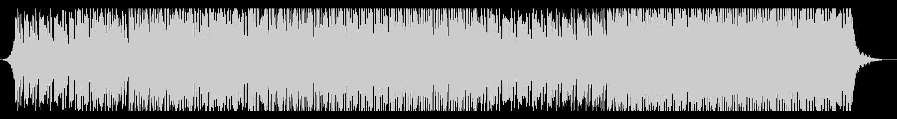 元気アップビートポップ(55秒)の未再生の波形