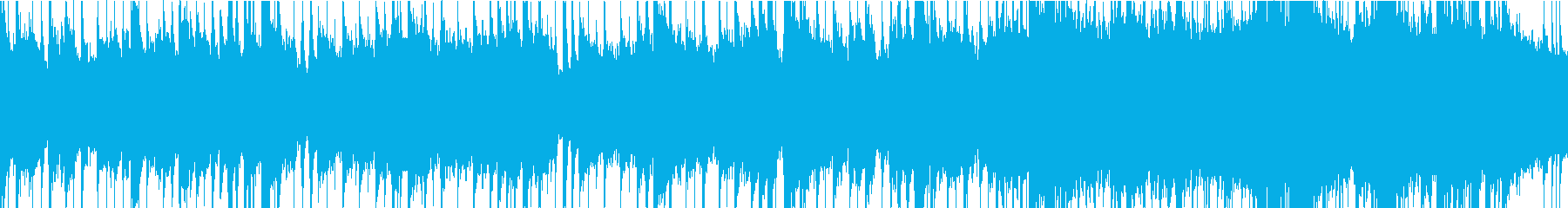 壮大なカントリーバラード/生音ループの再生済みの波形