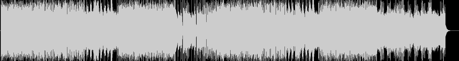 「HR/HM」「DEATH」BGM196の未再生の波形