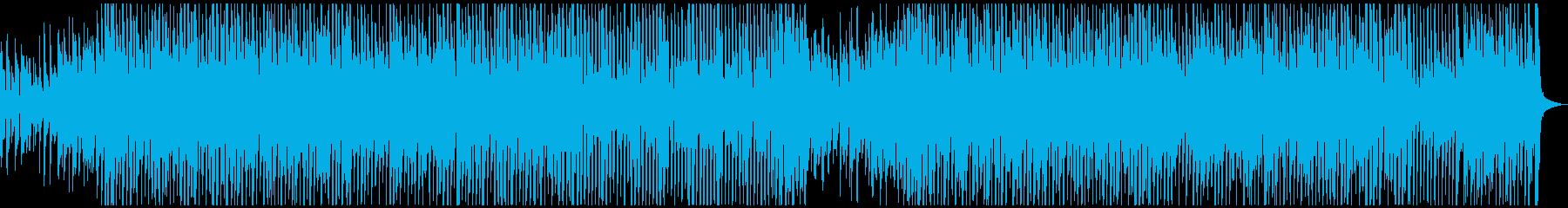 わくわくミニミニ大発見の再生済みの波形