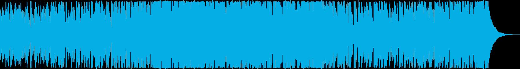 バラエティ・わくわく・ファンク・56秒の再生済みの波形