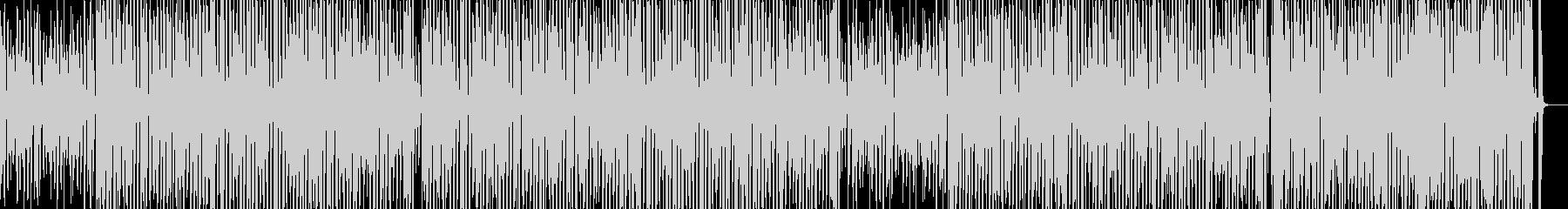 わくわくウキウキハッピータイムの未再生の波形