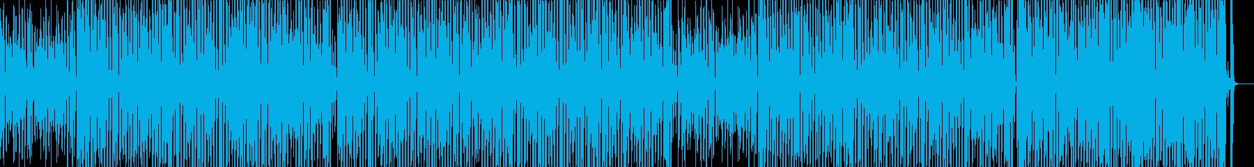 わくわくウキウキハッピータイムの再生済みの波形