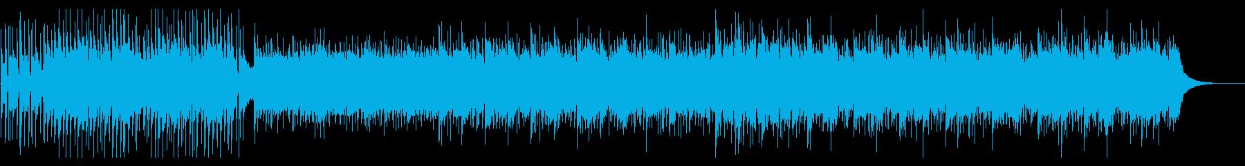 ウクレレEDM企業VP会社紹介 2分の再生済みの波形